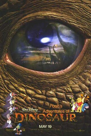 File:Pooh's Adventures of Dinosaur poster (Remake).jpg