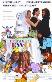 Pooh's Adventures of It Takes Two Poster (version 2)