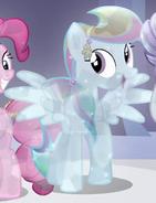 Crystal Rainbow Dash