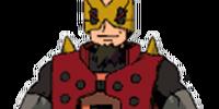 The Iron-Masked Marauder