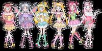 Secret Heart Pretty Cure