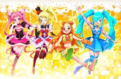 Pretty cure by yurikosama4820-d5dgoww