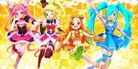 4Ever Pretty Cure