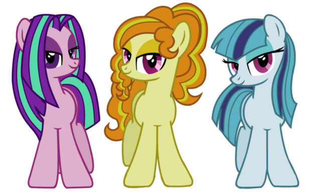 File:The Dazzlings Pony Form.png