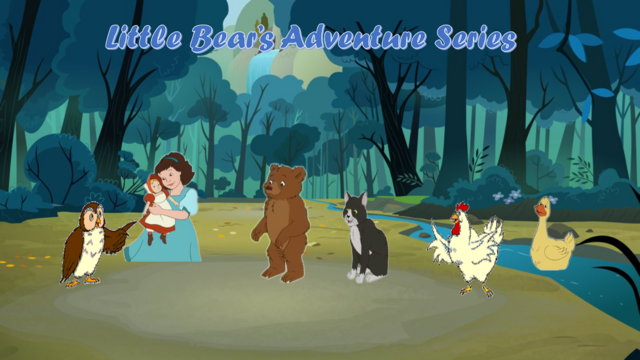 File:Little Bear's Adventure Series logo.png