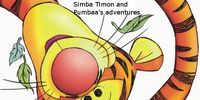 Simba, Timon, and Pumbaa's Adventures of The Tigger Movie