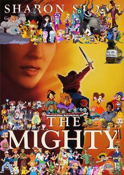 Weekenders Adventures of The Mighty (Remake Poster)
