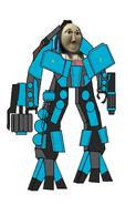 Gordon Trainsformer