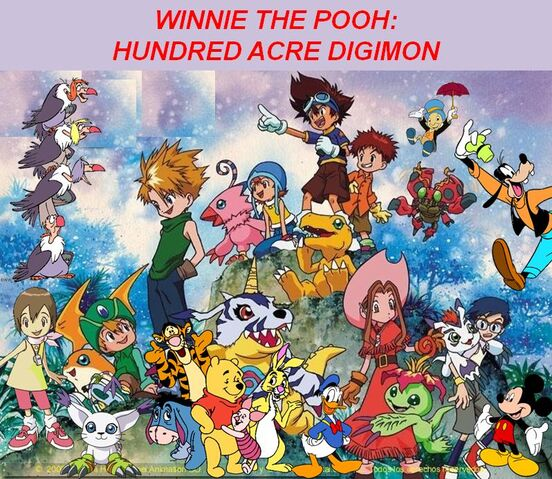 File:Winnie the Pooh - Hundred Acre Digimon poster.jpg