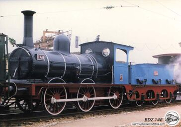Locomotive 148
