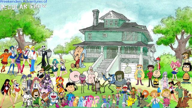 File:Weekenders Adventures of Regular Show (Season 2).jpg