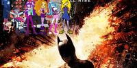 Weekenders Adventures of The Dark Knight Rises