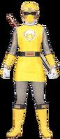 Ninja Storm Yellow Ranger (Female)