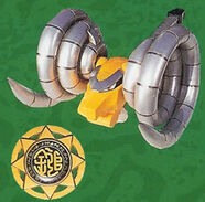 Ram Hammer and Power Disc