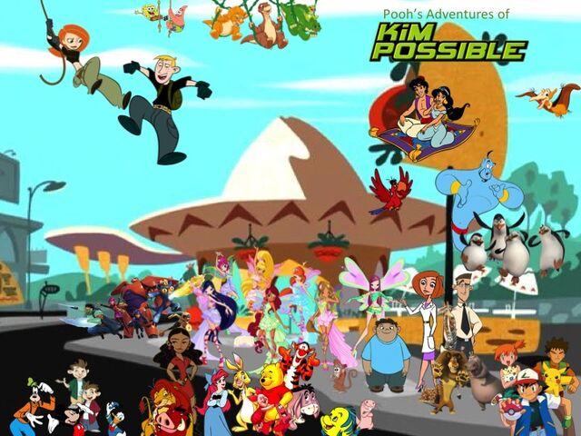 File:Pooh's Adventures of Kim Possible Season 2 Poster (Harmonix).jpg