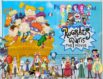 Weekenders Adventures of Rugrats in Paris- The Movie