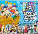 Weekenders Adventures of Rugrats in Paris: The Movie