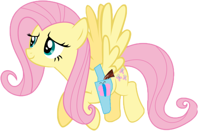 File:Fluttershy with .45 colts.png