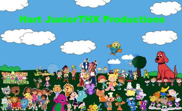 Hart JuniorTHX Productions 2nd logo