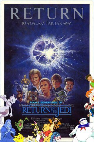 File:Pooh's Adventures of Star Wars Episode VI Return of the Jedi Poster.jpg