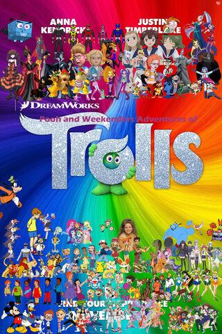 File:Pooh and Weekenders Adventures of Trolls (redo 2).jpg