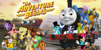 Emerl's Adventure's of Thomas & Friends: The Adventure Begins