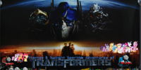 Thomas and Twilight Sparkle's adventures of Transformers