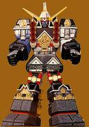 Shogun MegaFalconzord