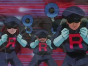 Team Rocket Grunts anime