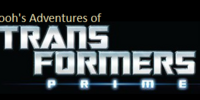 Pooh's Adventures of Transformers: Prime