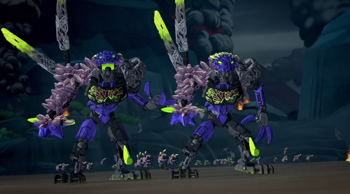 BJTO-2 Quake Beasts