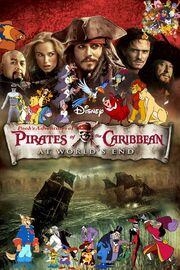 Pooh's Adventures of Pirates of the Caribbean At World's End Poster