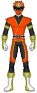 25. Vermillion Data Squad Ranger