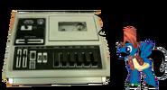 Khalil Pony with Self-Help Tape