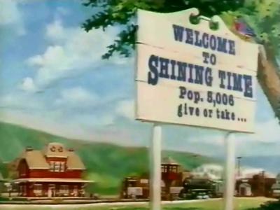 Shining Time Station