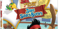 Weekenders, Jake and the Neverland Pirates: Jake Saves Bucky