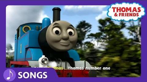 Go, Go Thomas!