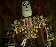 Manolo Sánchez (Skeleton)