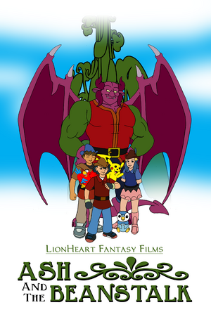 Ash and the Beanstalk poster