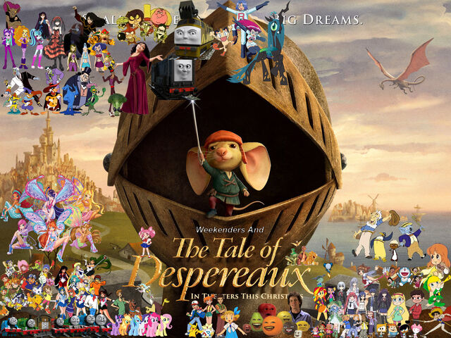 File:Weekenders and The Tale of Despereaux-3.jpg