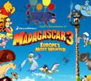Pooh's Adventures of Madagascar 3: Europe's Most Wanted