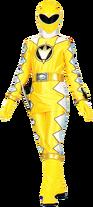 Yellow Dino Ranger