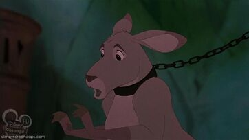 Red (The Rescuers Down Under)