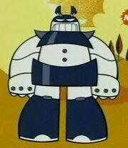 Teenage Robot XJ-8