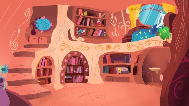 File:Twilight sparkle's library.jpg