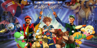 Emerl & The Super Mario Bros