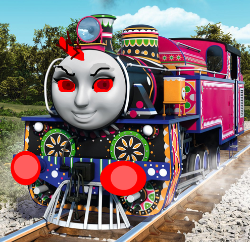 File:Ashima consumed by Cybertronian Energy mixed with Equestrian Magic.png