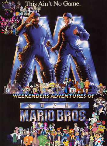 File:Weekenders Adventures of Super Mario Bros Poster.jpg