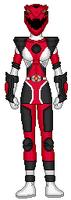 14. Data Squad Crimson Ranger