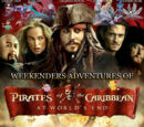 Weekenders Adventures of Pirates of the Caribbean: At World's End